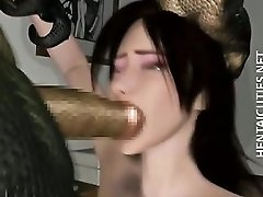 3d Hentai Stunner Gives Bj To An Alien Nuvid
