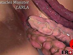 The Tentacles Monster Carla Crouz Free Porn C9 Xhamster